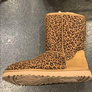 Printed Ugg Boots